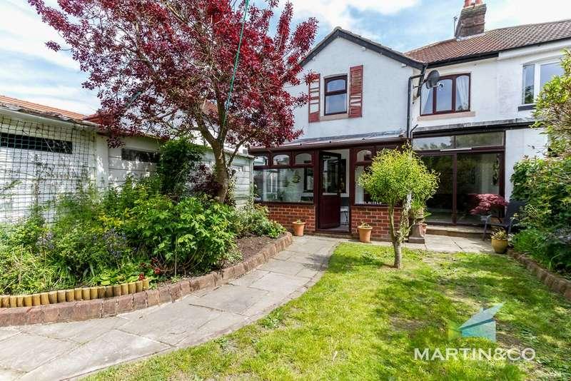 3 Bedrooms Semi Detached House for sale in School Road, Thronton-Cleveleys FY5
