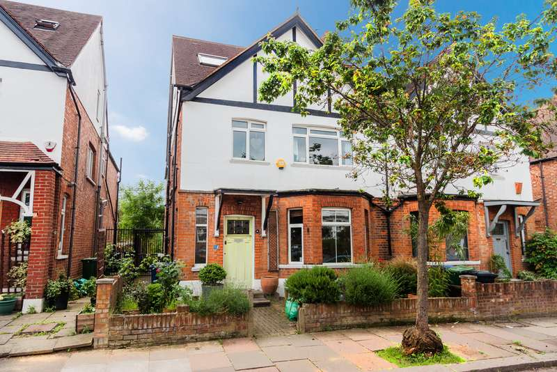 6 Bedrooms Semi Detached House for sale in Shakespeare Road, Hanwell W7