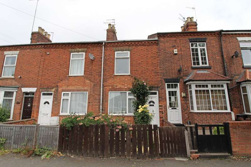 3 Bedrooms Terraced House for sale in Lea Road, Gainsborough DN21