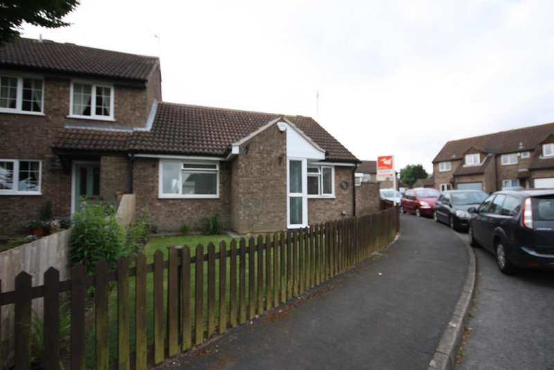2 Bedrooms Bungalow for sale in Windmill Close, Thurmaston, Leicester