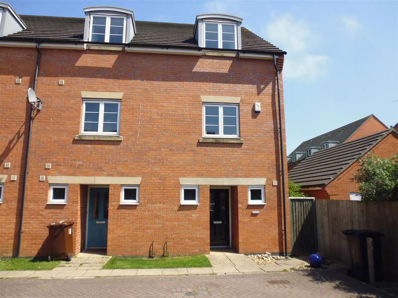 3 Bedrooms Property for sale in Ross Close, Lincoln