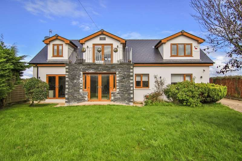 6 Bedrooms Detached Bungalow for sale in ., Llanmaes, Llantwit Major