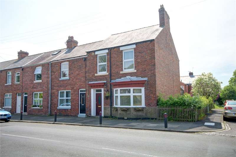 3 Bedrooms End Of Terrace House for sale in Front Street, Broompark, Durham, DH7