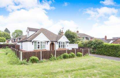 3 Bedrooms Bungalow for sale in Thornton Drive, Narborough, Leicester, Leicestershire