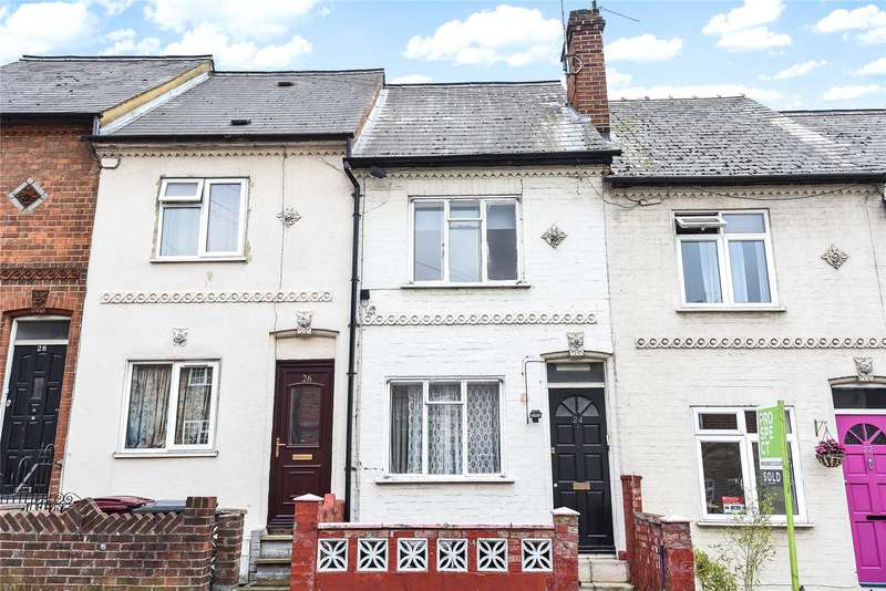 4 Bedrooms Terraced House for sale in Alpine Street, Reading, Berkshire, RG1