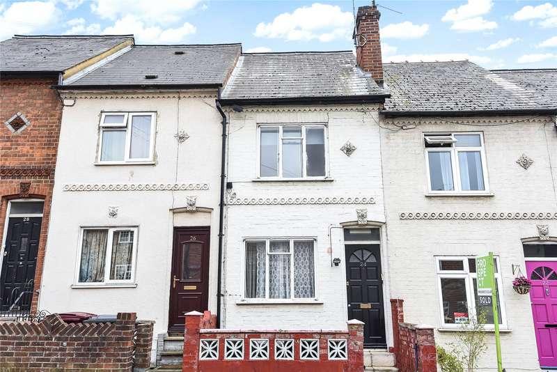 4 Bedrooms Terraced House for sale in Alpine Street, Reading, Berkshire, RG1