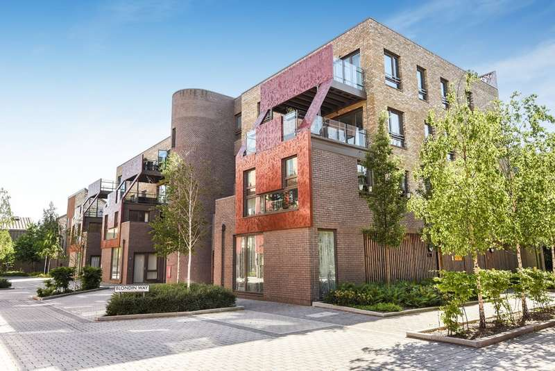 2 Bedrooms Flat for sale in Hawthorn House, Surrey Quays