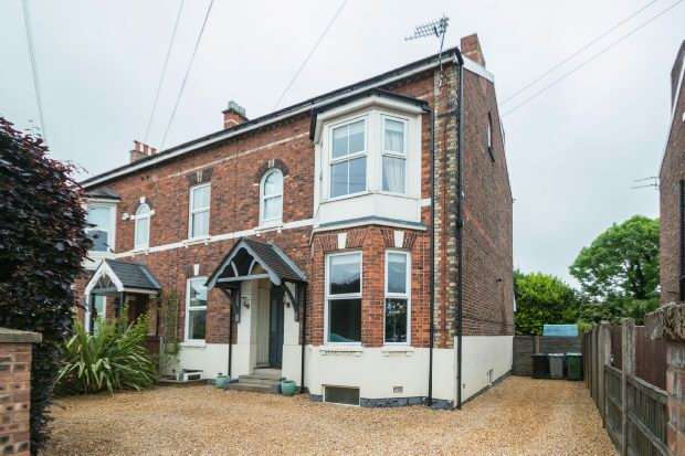 6 Bedrooms Semi Detached House for sale in Barrington Road, Altrincham