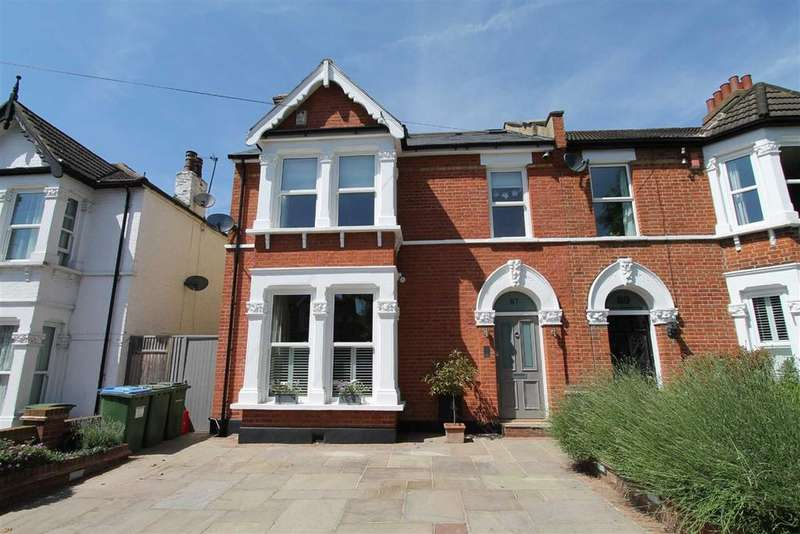 5 Bedrooms End Of Terrace House for sale in Greenvale Road, Eltham, London
