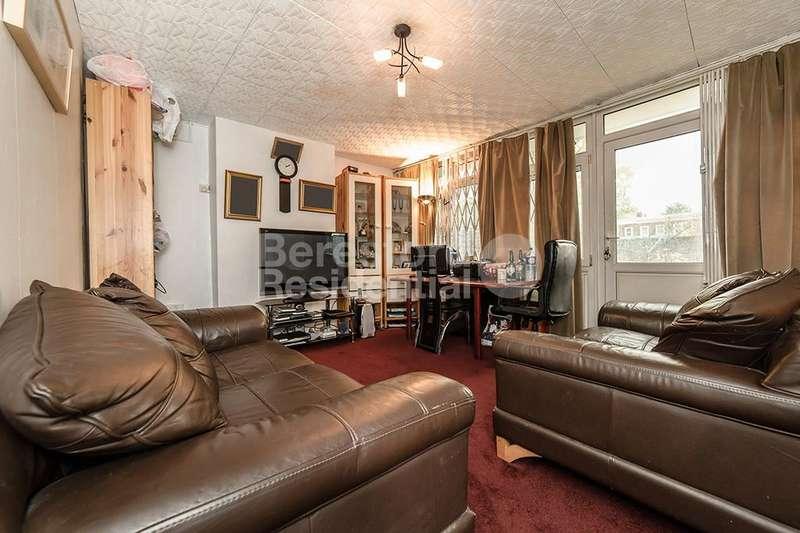 3 Bedrooms Maisonette Flat for sale in Barrington Road, Brixton, SW9