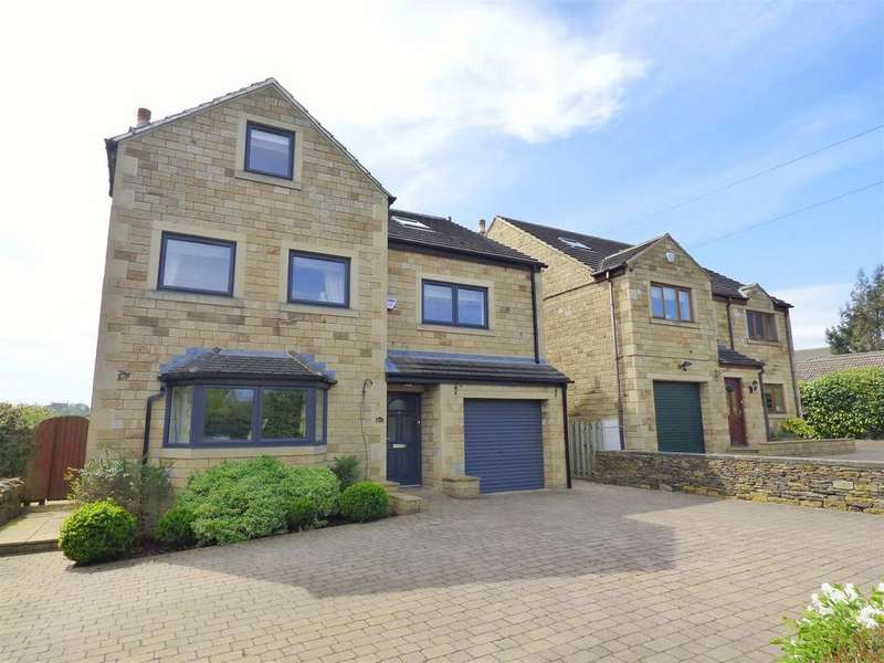 5 Bedrooms Detached House for sale in Halifax Road, Liversedge, Yorkshire, WF15