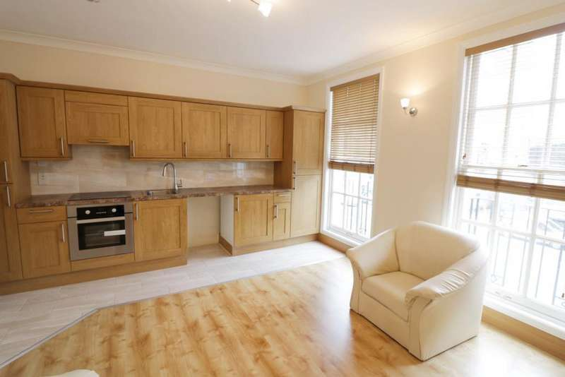 1 Bedroom Flat for sale in Commercial Road, Limehouse, London, E14 7LA