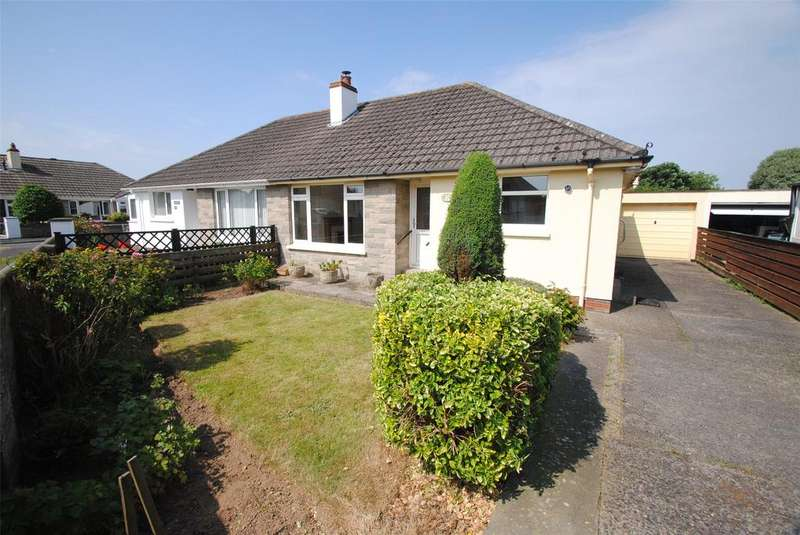 2 Bedrooms Semi Detached Bungalow for sale in Limetree Grove, Braunton