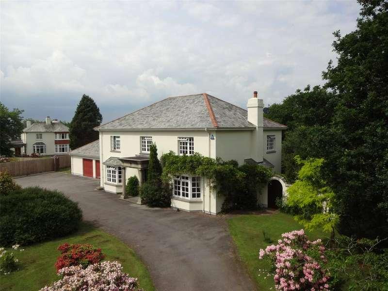 4 Bedrooms Detached House for sale in Tavistock Road, Launceston