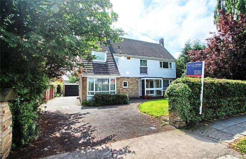 4 Bedrooms Detached House for sale in Crooks Barn Lane, Norton