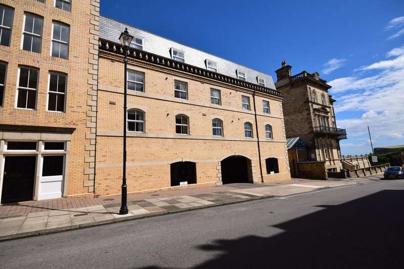 2 Bedrooms Apartment Flat for sale in Zetland Court, Saltburn TS12