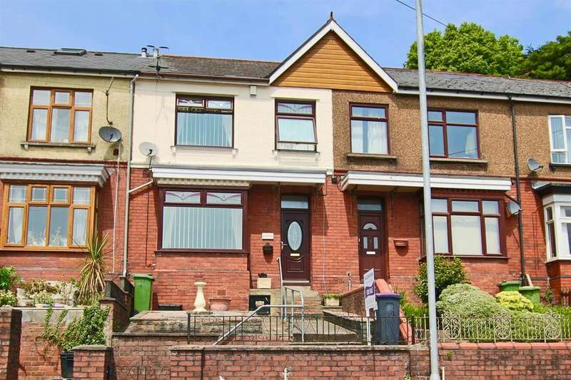3 Bedrooms Terraced House for sale in Glanwern Terrace, Pontypool