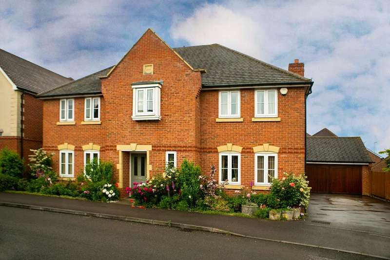 5 Bedrooms Detached House for sale in Shinfield, Reading