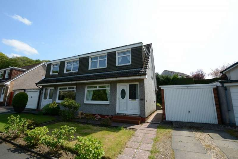 3 Bedrooms Semi-detached Villa House for sale in 4 Viking Way, Largs, KA30 9NL