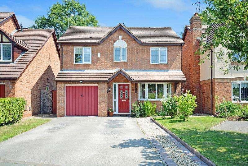 4 Bedrooms Detached House for sale in Bridgewater Grange, Preston Brook, Cheshire