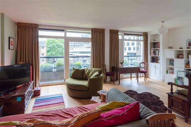 1 Bedroom Flat for sale in Thomas More House, Barbican