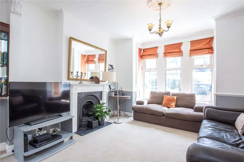 3 Bedrooms Terraced House for sale in Abingdon Road, Finchley, London, N3