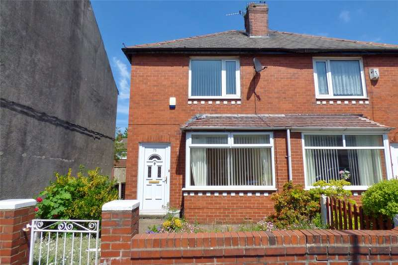 3 Bedrooms Semi Detached House for sale in Thompson Lane, Chadderton, Oldham, Greater Manchester, OL9
