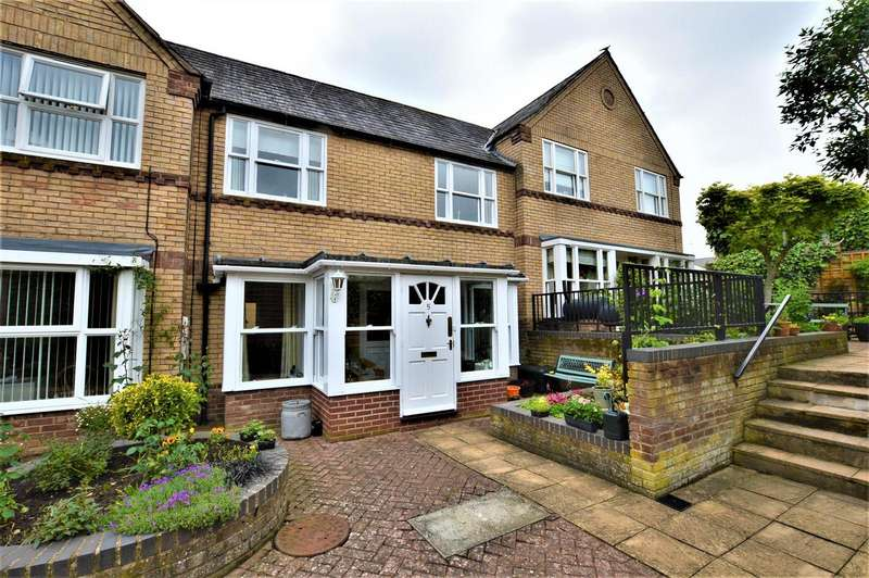2 Bedrooms Terraced House for sale in St. Peters Court, Stamford