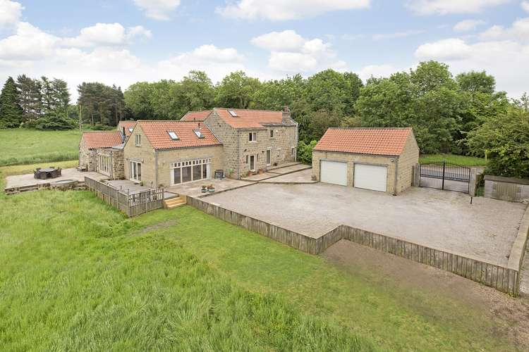 6 Bedrooms Detached House for sale in Market Flat Lane, Scotton
