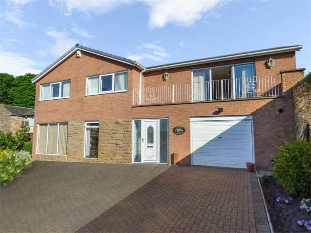 4 Bedrooms Detached House for sale in High Seaton, High Seaton, Seaton, Workington, Cumbria