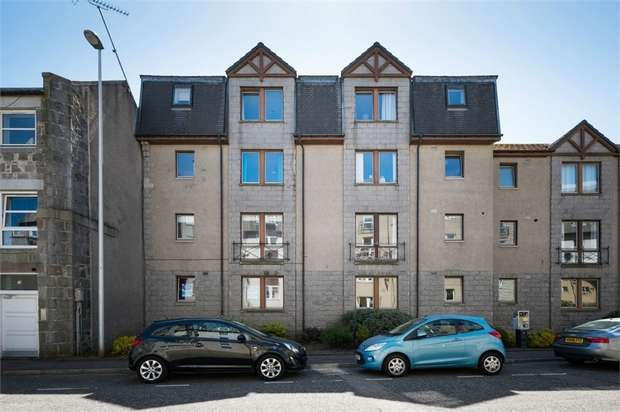 2 Bedrooms Flat for sale in Union Glen, Aberdeen