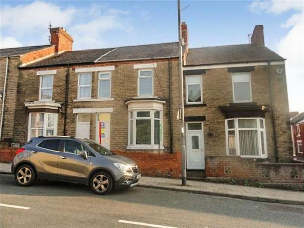 3 Bedrooms Terraced House for sale in Redworth Road, Shildon, Durham
