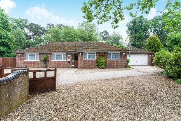 5 Bedrooms Bungalow for sale in Crookham Village, Fleet, Hampshire