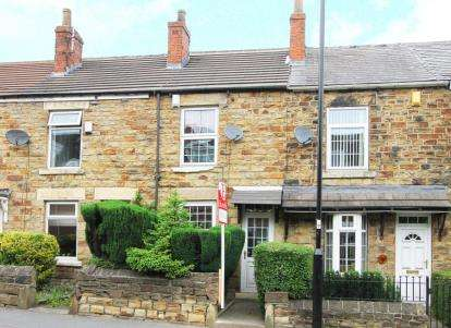 3 Bedrooms Terraced House for sale in Normanton Spring Road, Sheffield, South Yorkshire