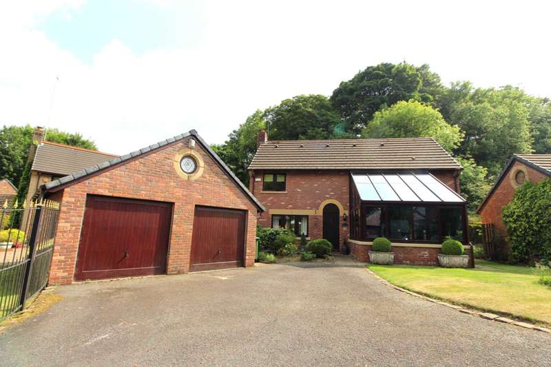 4 Bedrooms Detached House for sale in Whitsters Hollow, Smithills