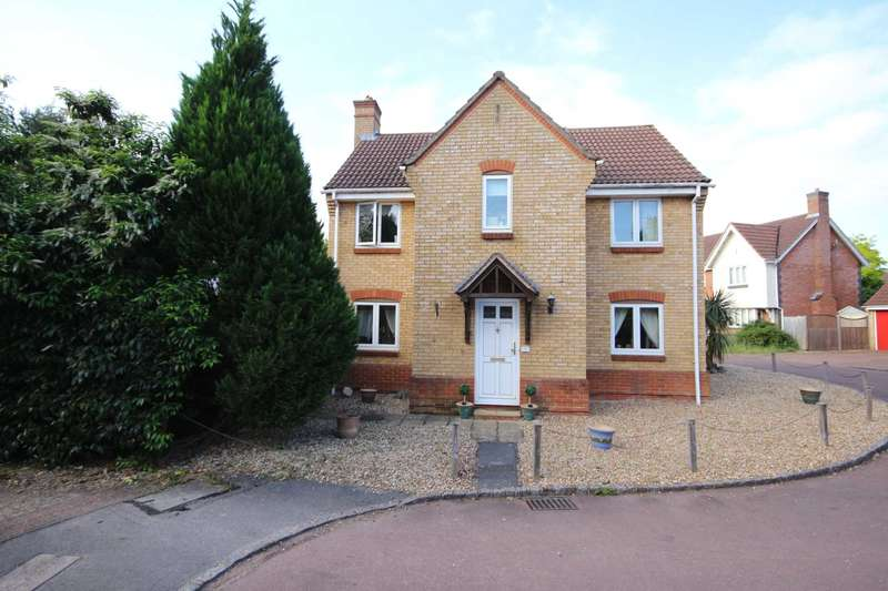 4 Bedrooms Detached House for sale in Northbrook Copse, Bracknell