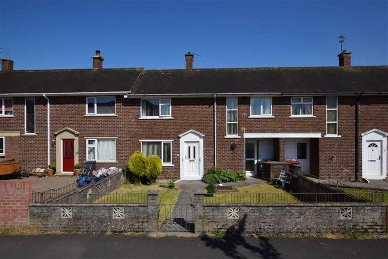 3 Bedrooms Terraced House for sale in Lesh Lane, Barrow-in-Furness, Cumbria