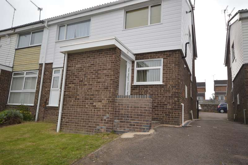 2 Bedrooms Ground Flat for sale in Colebrook Close, Leicester, LE5 5NQ
