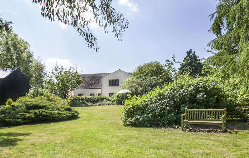 4 Bedrooms Detached House for sale in Marwood, Barnard Castle