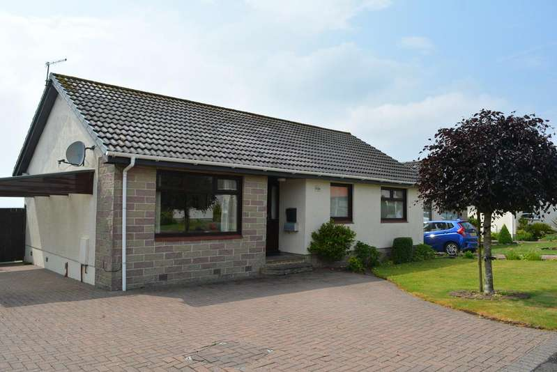 3 Bedrooms Detached Bungalow for sale in 109 Connell Crescent, MAUCHLINE, KA5 5AU