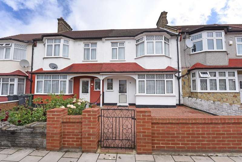 3 Bedrooms Terraced House for sale in Gracefield Gardens, Streatham