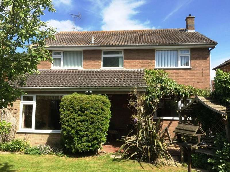 4 Bedrooms Detached House for sale in Northorpe, Bourne