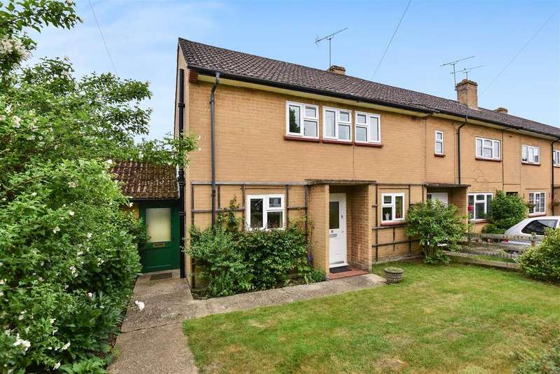 3 Bedrooms End Of Terrace House for sale in Woodmoor, Finchampstead, Wokingham, Berkshire, RG40 3TT