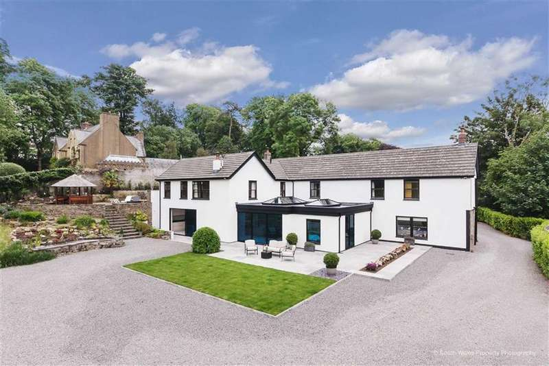 6 Bedrooms Detached House for sale in Bonvilston, Vale Of Glamorgan