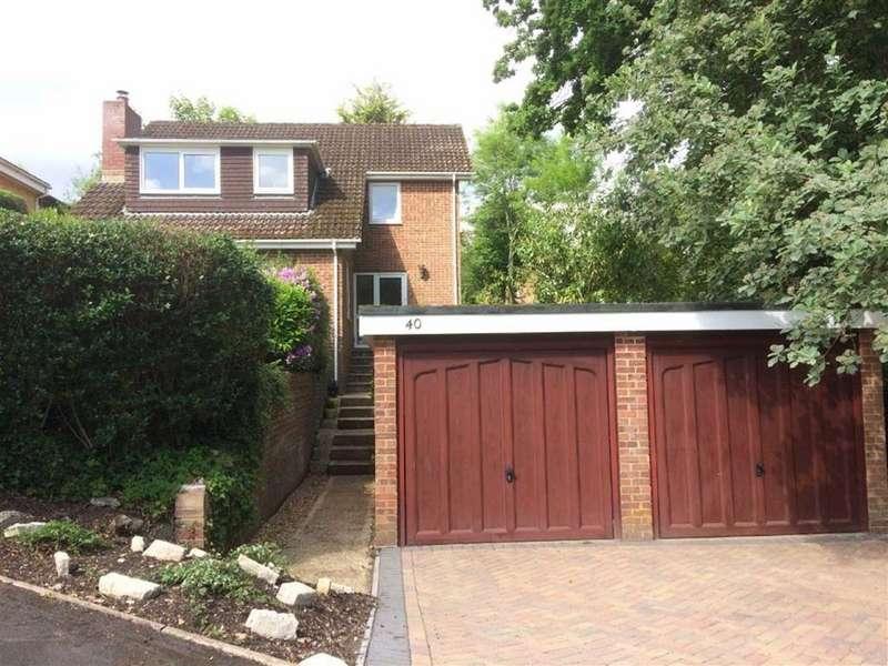4 Bedrooms Detached House for sale in Wesley Road, Wimborne, Dorset
