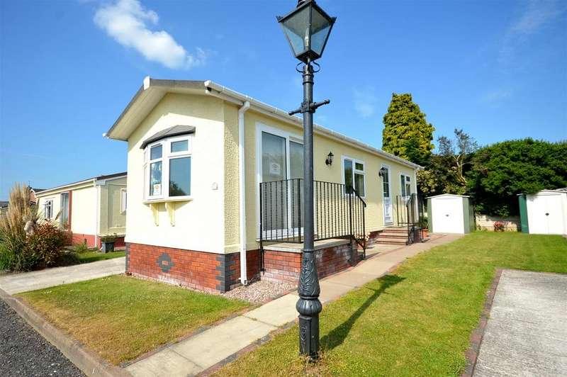 1 Bedroom Detached Bungalow for sale in Western Park, Sandbach