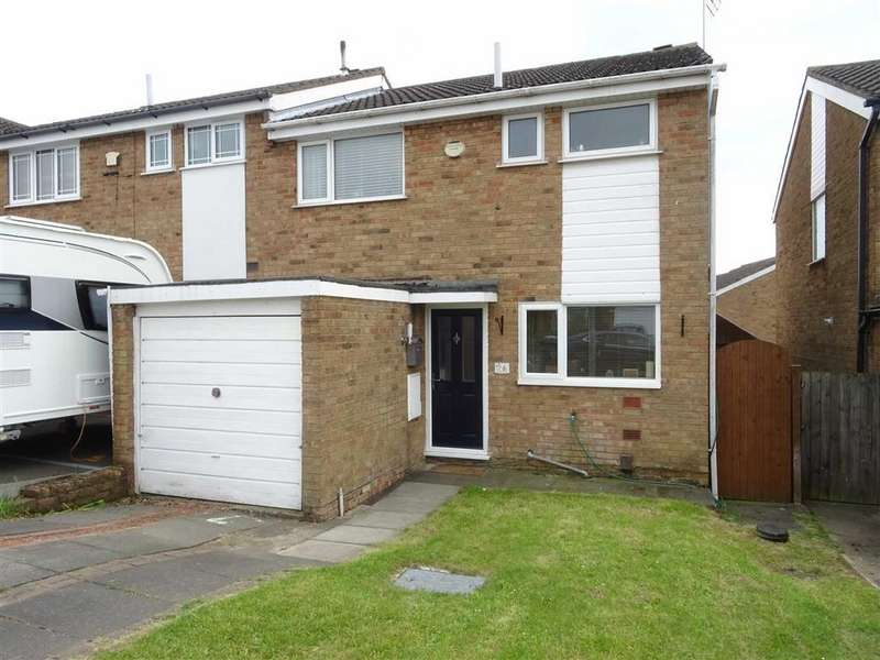 3 Bedrooms Semi Detached House for sale in Angus Road, Barwell
