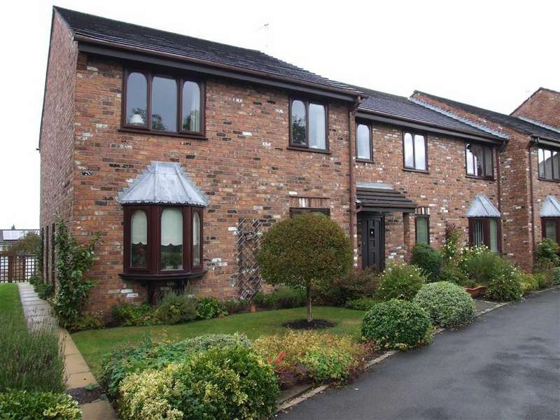 2 Bedrooms Retirement Property for sale in Cyril Bell Close, Lymm