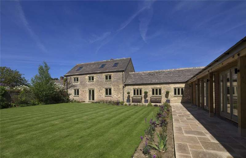 4 Bedrooms Unique Property for sale in Jericho Farm, Worton, Witney, Oxfordshire, OX29