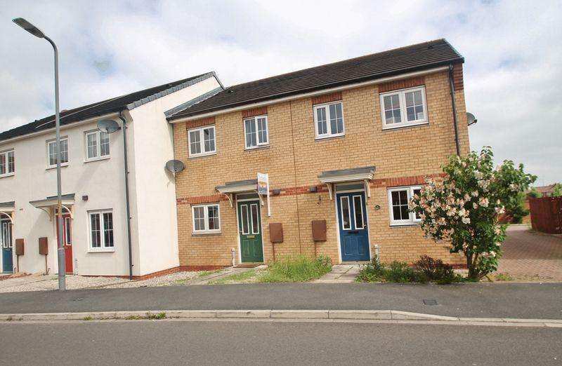 2 Bedrooms Terraced House for sale in Gardenia Way, Billingham
